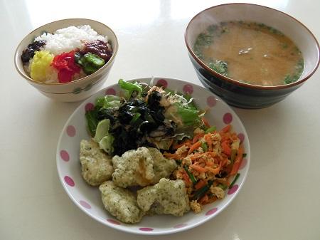 和定食(とん汁)
