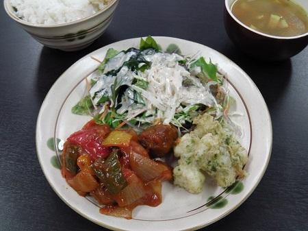 肉団子ケッチャップ煮